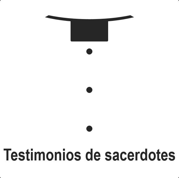 Testimonios de sacerdotes