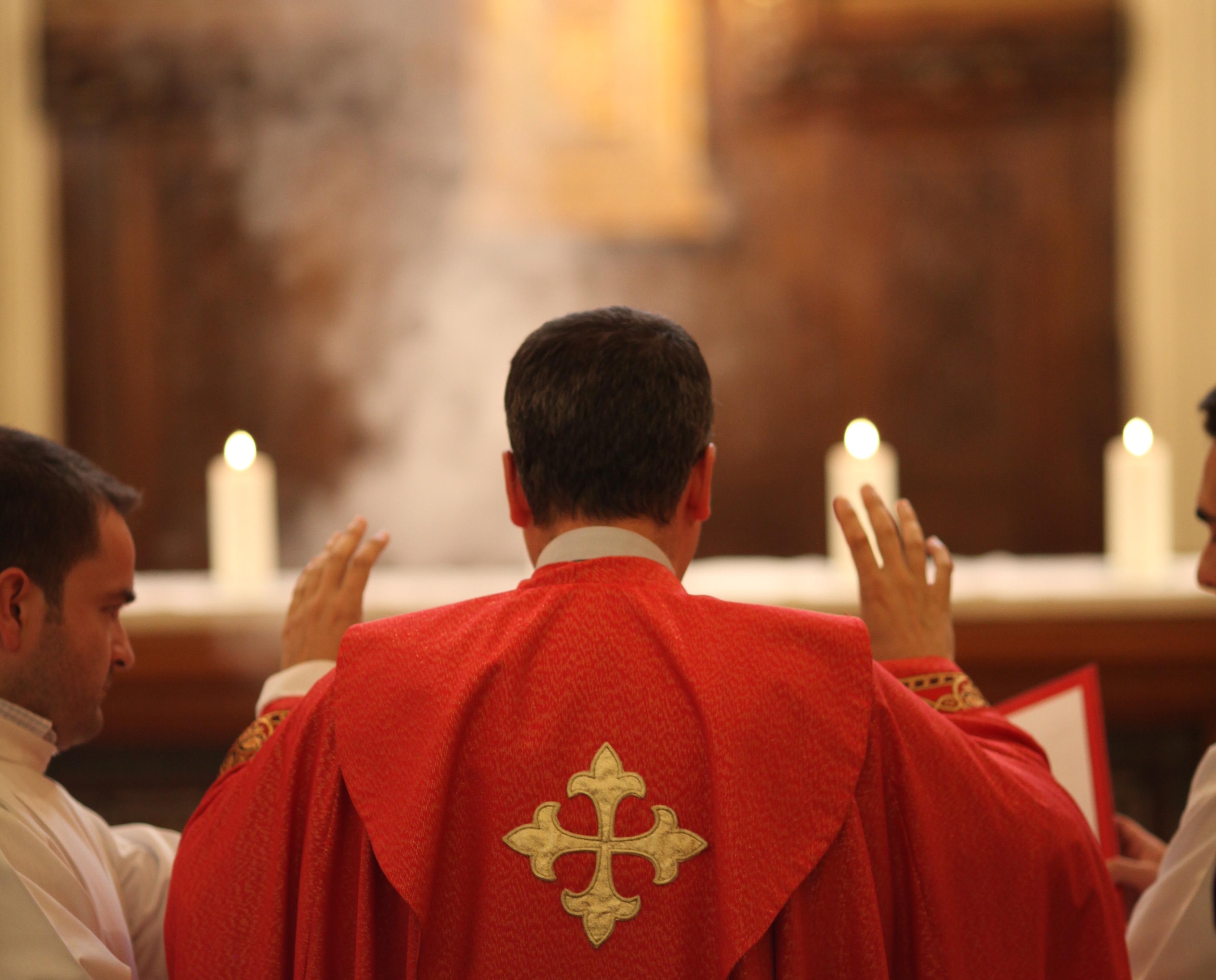 Vigilia de Pentecostés 2017