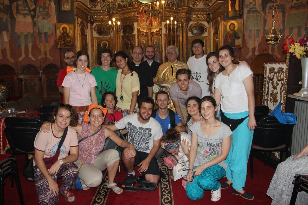 Voluntariado en Rumanía