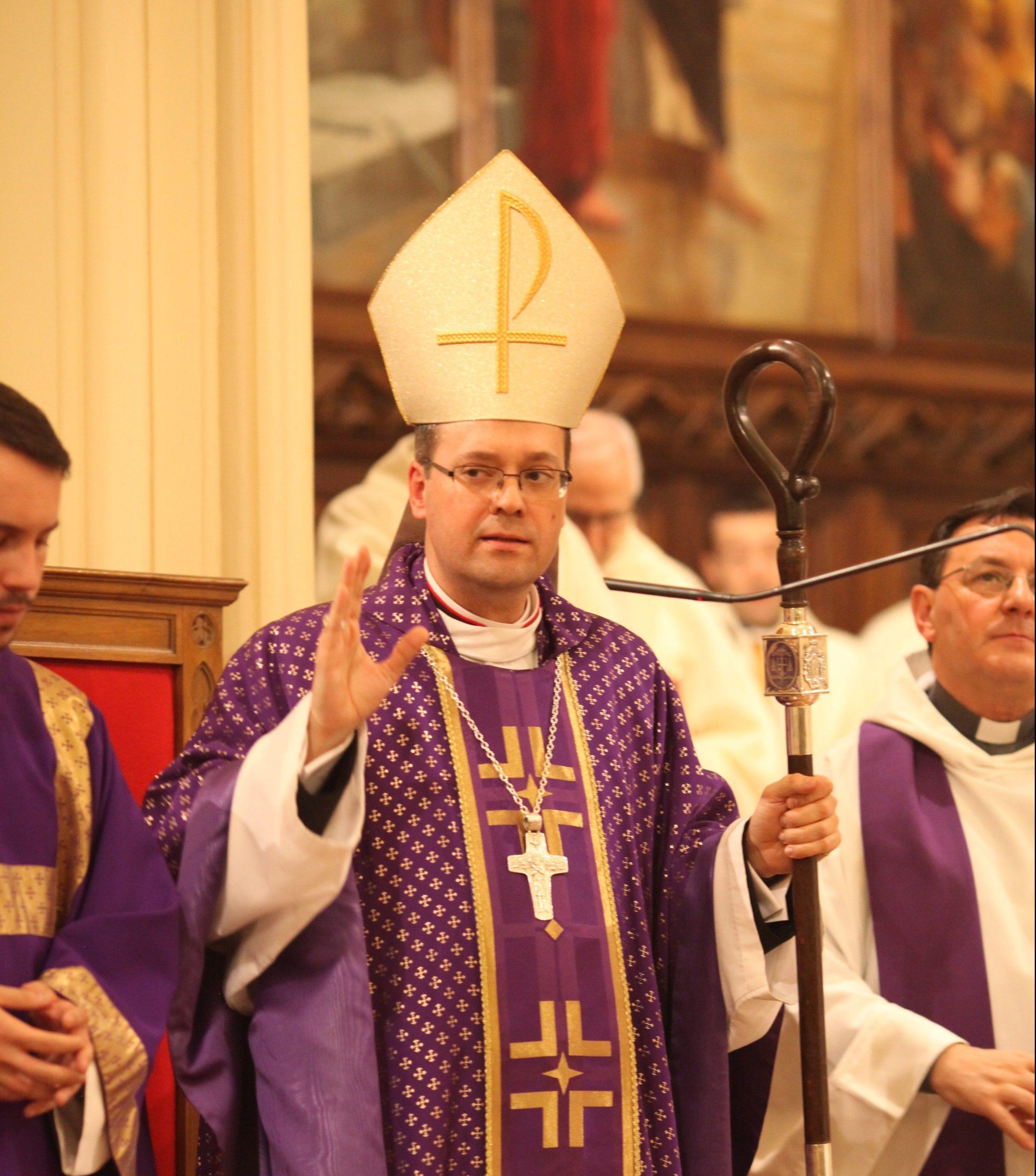 Eucaristía de Acción de Gracias por la ordenación episcopal de Jesús Vidal