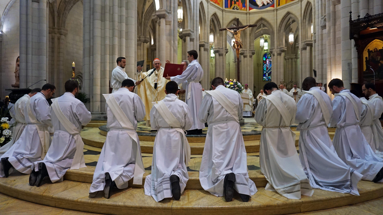 Ordenaciones sacerdotales 2018